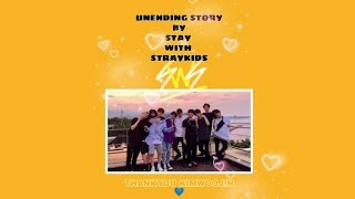 Gambar cover Stray Kids - 끝나지 않을 이야기 (Unending Story) Cover By SWS