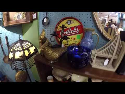 Antique Mall Exploring - Is it worth it to set up?