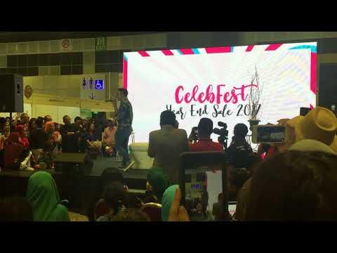 Sufi Rashid - Aku Sendiri (Live) Celebfest 2017