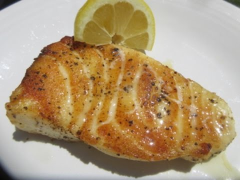 Seared SEA BASS In 15 Minutes - How To Cook SEA BASS Demonstration