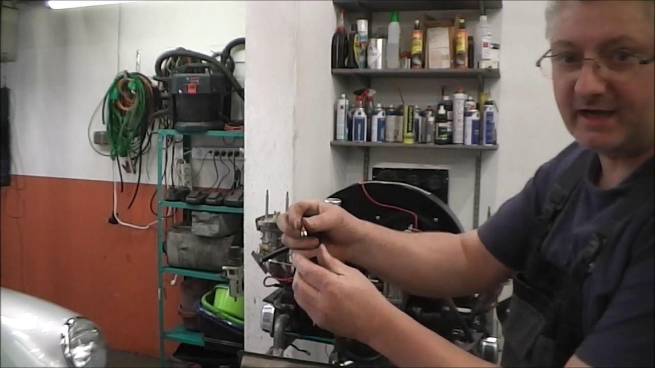 Motorstart ohne Hauptdüsensystem. Startet ein Motor mit falscher Bedüsung? ORRATECH Infofilm