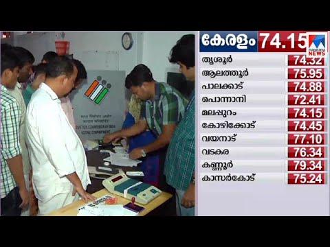 പലയിടത്തും 'യന്ത്രം' പണിയായി; ആളുകൾ വോട്ടുചെയ്യാതെ മടങ്ങിപ്പോയി | Votting machines complaint