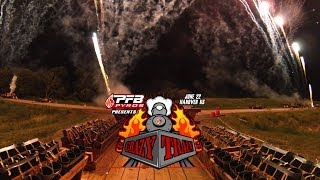 2013 Hanover Fireworks, Crazy Train by PFB Pyros