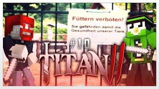 Essen? Wo bist du? - Minecraft : Titan 2 #10 | Fabo