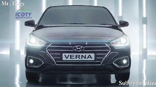 New Hyundia Verna Car 2018 Top Model