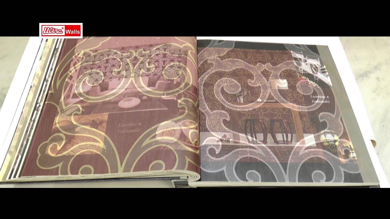 Ultrawalls Wallpaper Catalog, SIMPLE SPACE NEW, Wallpaper catalog - YouTube