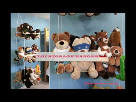 Best Diy Stuffed Animal Storage Solutions For Your Kids Youtube