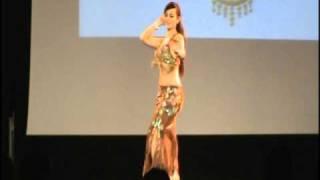 Sonia Naiad danza del ventre, drum solo, Heshk Beshk