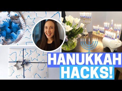 HANUKKAH HACKS!!!