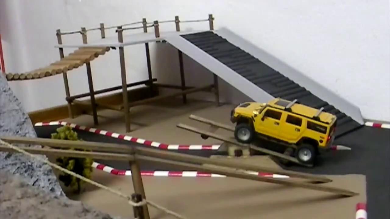 Circuito Z : Circuito mini z overland kyosho mini z hummer h2 youtube