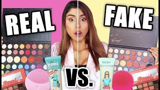 PRODUCTOS REALES Vs FALSOS! - Pautips