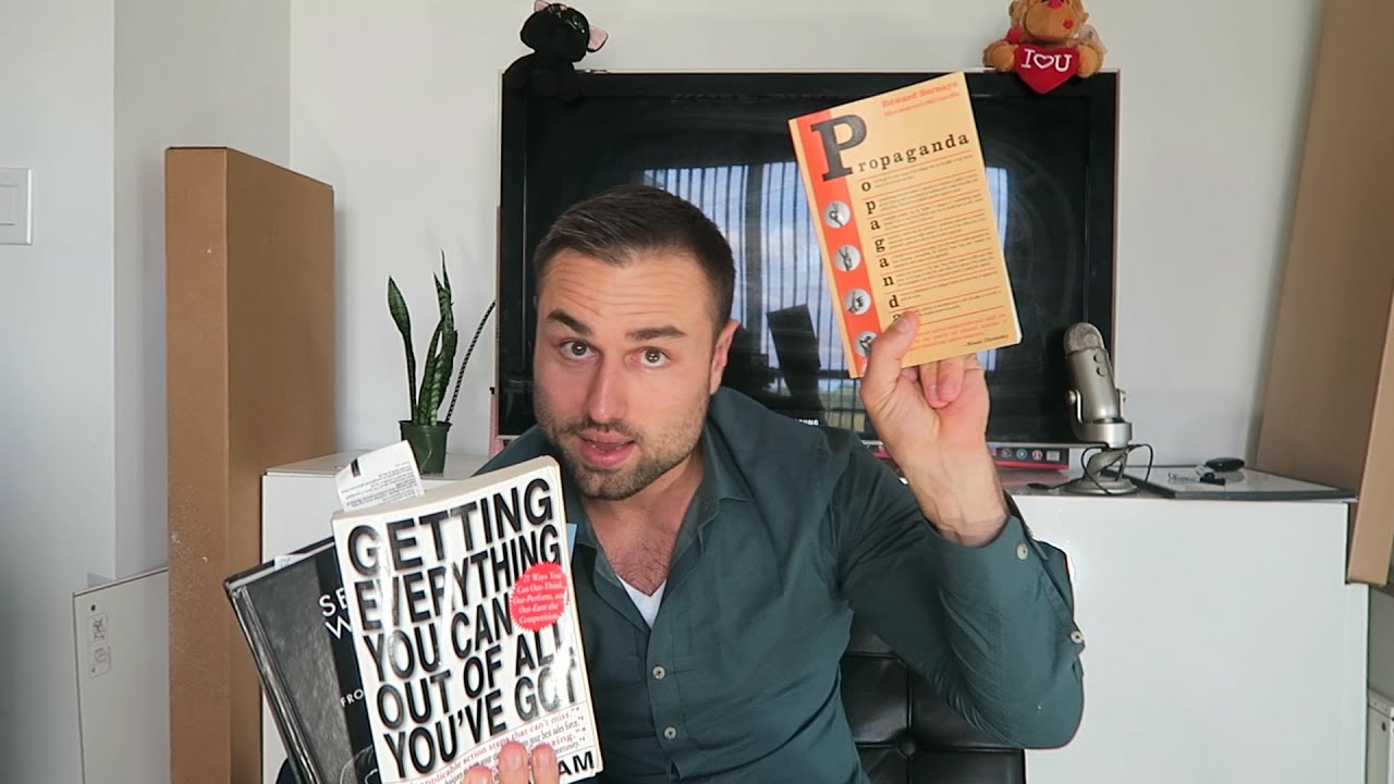 Top 5 Must Read Business Books Of All Time Youtube