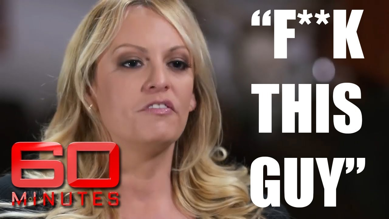 exclusive stormy daniels tell all interview 60 minutes australia