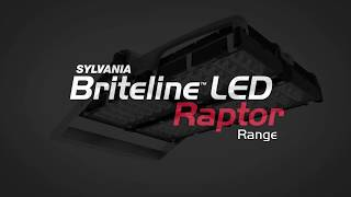 Sylvania Briteline™ Raptor LED Floodlight Range