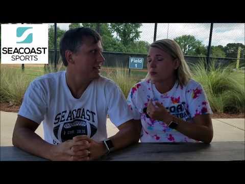 Seacoast Sports Stories  Andrew & Rebecca Atkinson