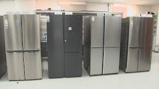 냉장고 소비전력 최대 1.5배 차…더워지면 2배 이상 …