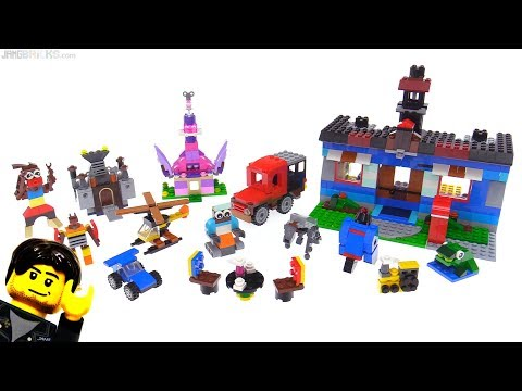 LEGO Life Master Build challenge -- First build attempt