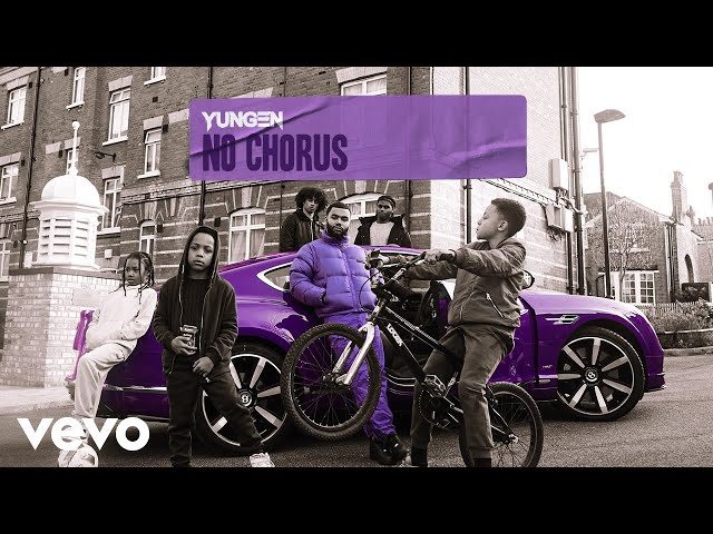 Yungen - No Chorus (Audio)