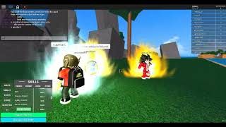 como dar lock on no pc dragon ball rage - roblox