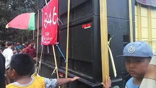 Hm46| dj la Bomba .karnaval togogan srengat