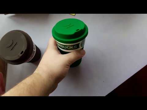 Керамическая чашка Starbucks