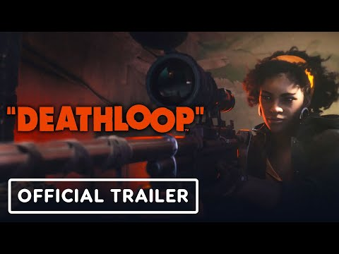 Deathloop – Official Launch Date Reveal Trailer