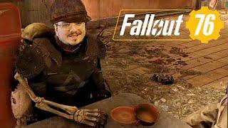 Мэддисон и там и тут в Fallout 76