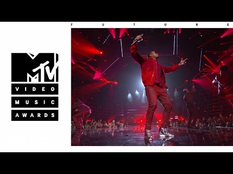 Future - F**k Up Some Commas (Live from the 2016 MTV VMAs)