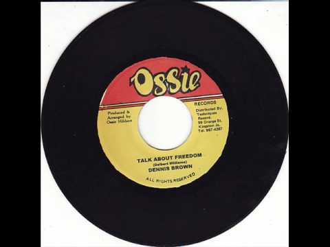 Dennis Brown - Talk About Freedom [Reggae]