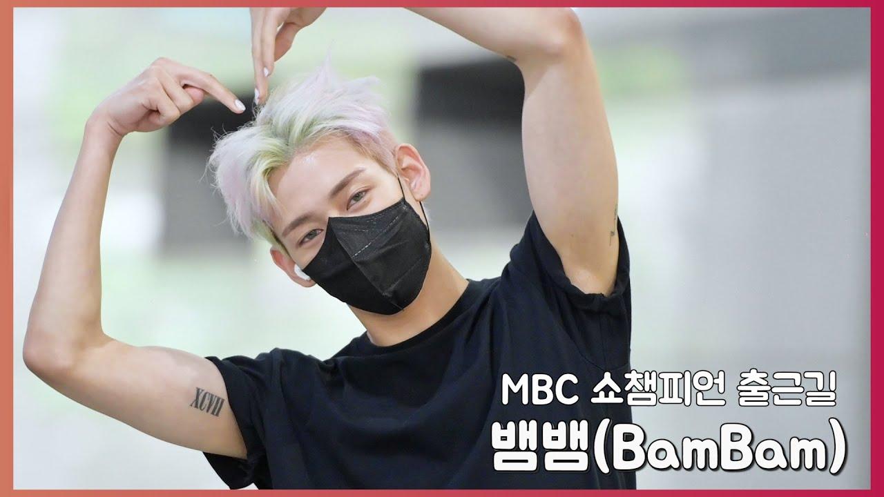뱀뱀(BamBam), '사랑스러운 하트' (쇼챔피언) [O! STAR]