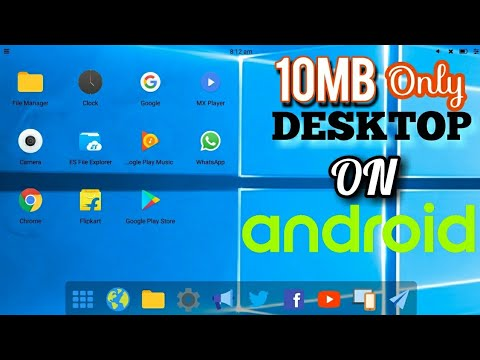 Desktop On Android + Download Play Store Paid Apps For FREE