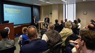 Highlights: A Conversation with Kyle Vogt and U.S. DOT Under Secretary Derek Kan