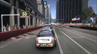 GRID   1080p [HD] pc   Ultra Graphic Mods    San Francisco Race