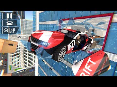 Car Driving Simulator - Stunt Rampのおすすめ画像1