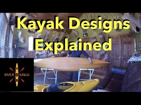 Kayak Designs Explained