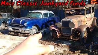 1956 Pontiac Chieftain Junkyard Find