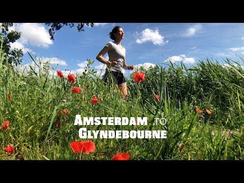 Amsterdam to Glyndebourne // VLOG