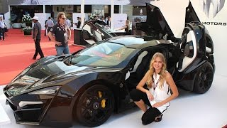 Fast and Furious 7 Lykan HyperSport Watch Free - CAFE SpA Ep 88