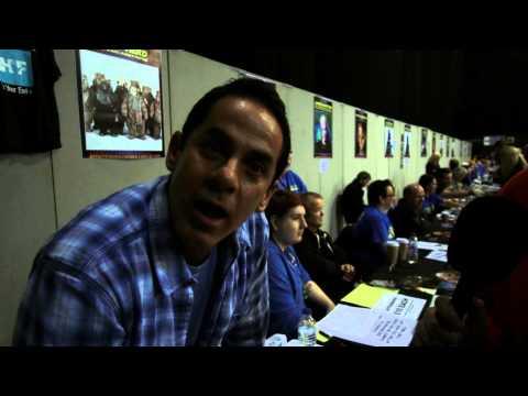 Robert Maschio  Newcastle Film and Comic Con