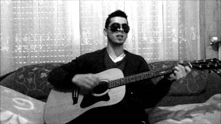 Cvetelina Grahich -iskam te pak - Guitar Cover.wmv