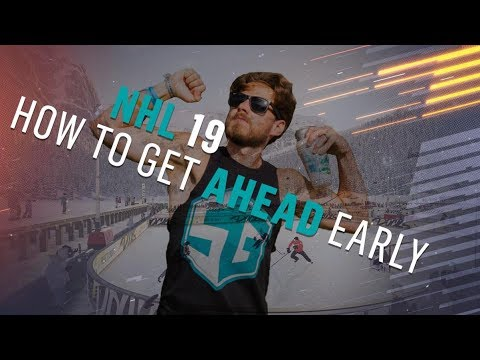 NHL 19: How to Get Ahead Early
