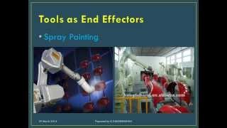 ROBOT END EFFECTORS