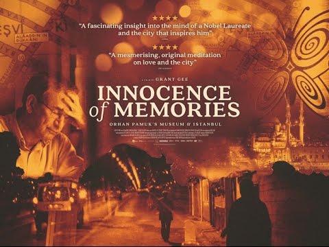 INNOCENCE OF MEMORIES Trailer - Orhan Pamuk & Istanbul