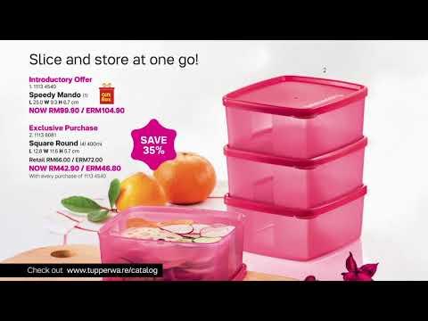 Tupperware Brands Malaysia Campaign 1 | 1 Jan - 15 Feb 2018