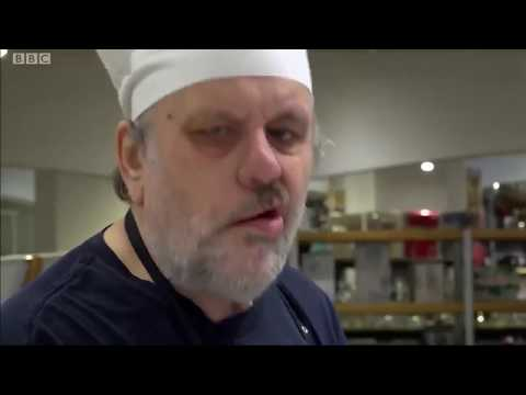Chef Slavoj (Žižek) cooks some capitalism with a hint of failure of the left