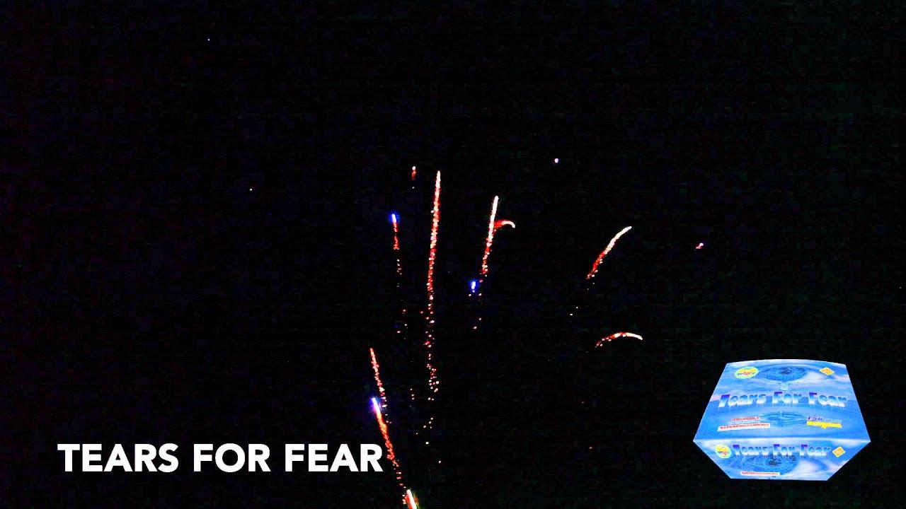 TEARS FOR FEAR - 500 GRAM CAKE - WORLD CLASS FIREWORKS ...