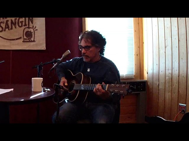 Spike Driver Blues live John Oates from his album Arkansas