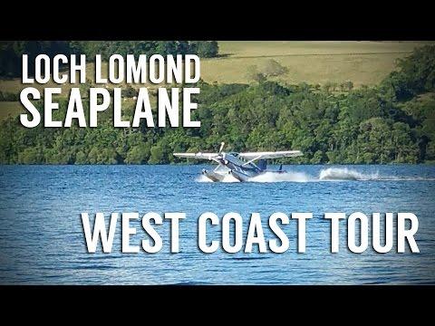 Loch Lomond Seaplane - West Coast Tour