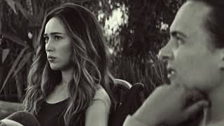 (FTWD) Alicia and Nick Clark    Brother