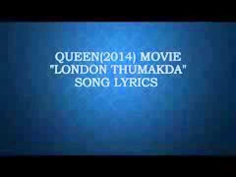 Song : London Thumakda (LYRICS)